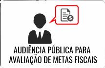 Audiência Pública para Avaliação de Metas Fiscais