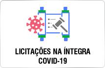 Licitações na Integra Covid-19